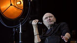 Phil Collins au Groupama Stadium de Lyon le 4 juin 2019 (ST?PHANE GUIOCHON / MAXPPP)