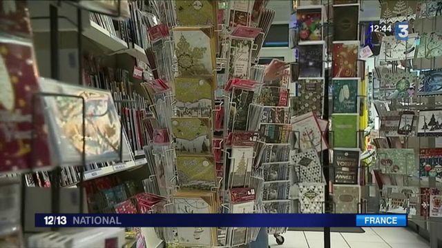 Nouvel An : les cartes de voeux en papier redeviennent tendance