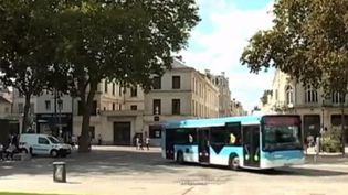 Niort :des bus gratuits pour tous (FRANCE 2)