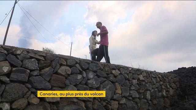 Espagne : l'éruption du volcan fait toujours des dégâts considérables dans les Canaries