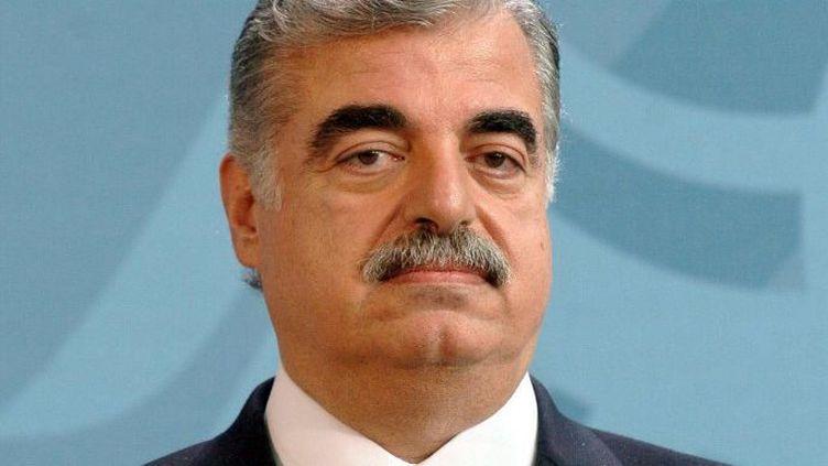 Rafic Hariri (PEER GRIMM / DPA-ZENTRALBILD / DPAR)