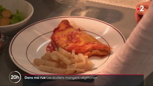 Alimentation : à Grenoble, les repas végétariens sont en place depuis deux ans