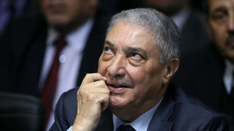 Ali Benflis ancien Premier Ministre algérien et opposant àAbdelaziz Bouteflika. (BILLEL BENSALEM / APP / MAXPPP)
