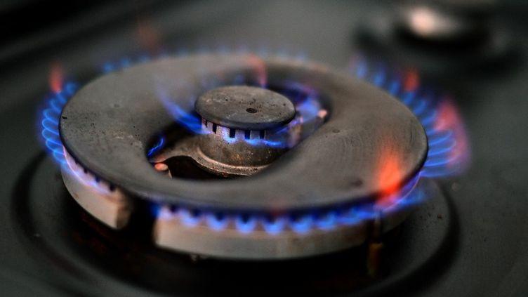 Letarif réglementé du gaz va augmenterde 12,6% en moyenne au 1er octobre. Photo d'illustration. (PAUL ELLIS / AFP)