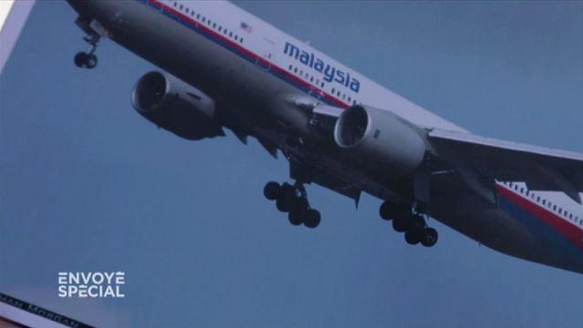 Complément d'enquête. Vol MH370 : témoignages troublants aux Maldives