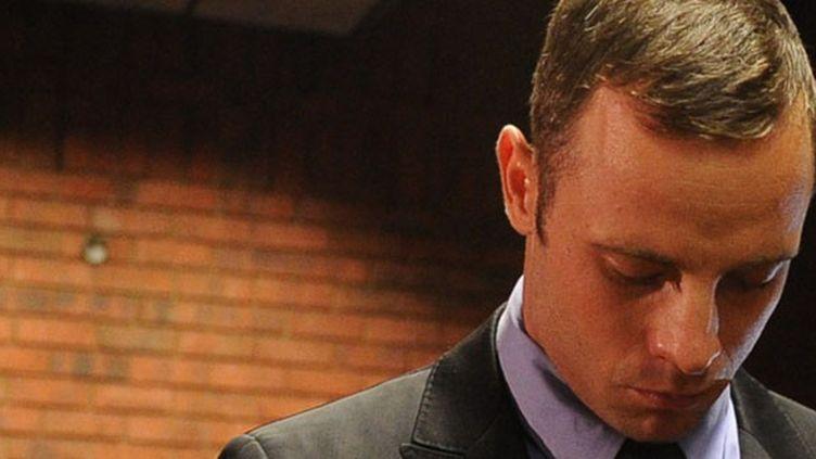 Oscar Pistorius (ALEXANDER JOE / AFP)