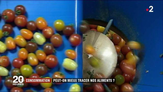Consommation : tracer ses aliments avant de les acheter ?