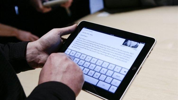 L'iPad est vendue aux Etats-Unis entre 499 et 829 dollars, selon les modèles. (AFP Ryan Anson)