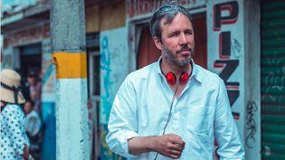 """Denis Villeneuve sur le tournage de """"Sicario"""" (2015)  (Metropolitan FilmExport)"""