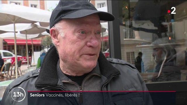 Séniors : une liberté retrouvée, entre vaccins et déconfinement