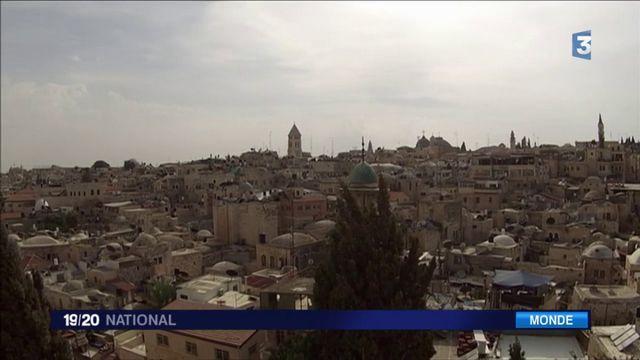 Etats-Unis : Donald Trump veut déplacer son ambassade en Israël