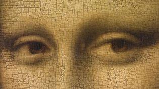 La Joconde (détail)  (MICHEL URTADO / MUSÉE DU LOUVRE / RMN-GRAND PALAIS)