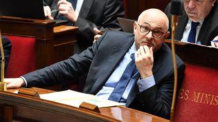 Laurent Pietraszewski,secrétaire d'Etat aux Retraites, le 19 février 2020. (ALAIN JOCARD / AFP)