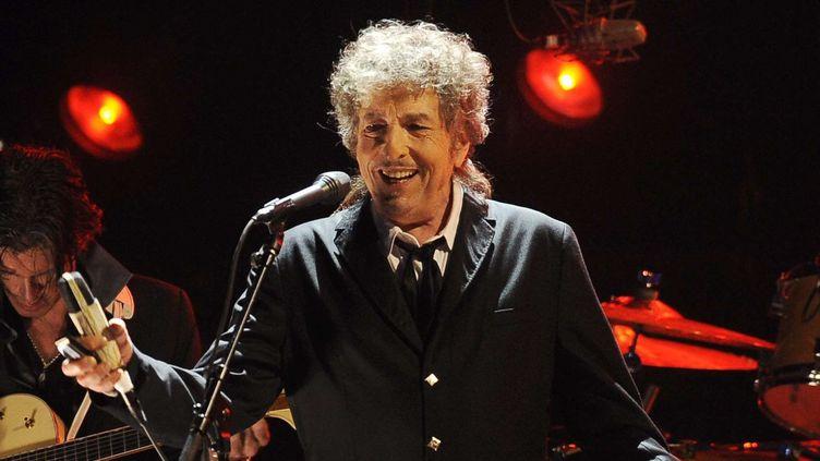 Bob Dylan en 2012 à Los Angeles  ( Chris Pizzello/AP/SIPA)