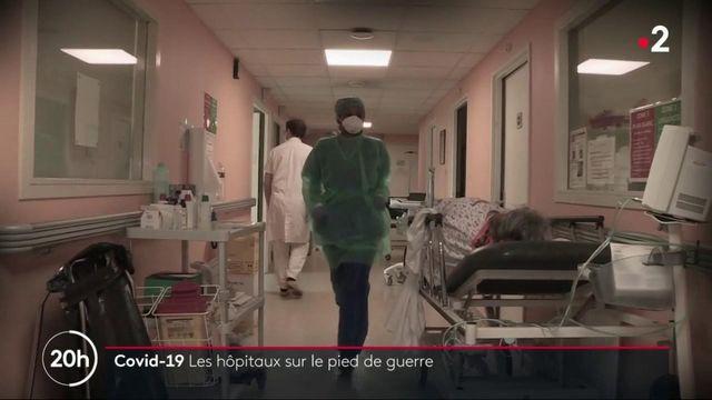 Coronavirus : les hôpitaux s'organisent en cas d'une deuxième vague