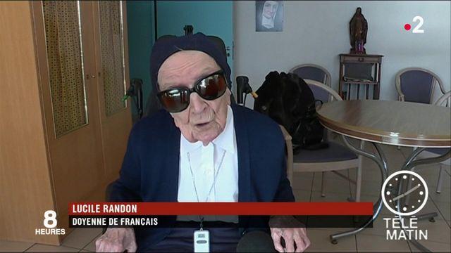 La doyenne des Français vient de fêter ses 115 ans