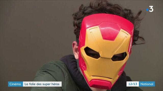 Cinéma : la folie des super héros