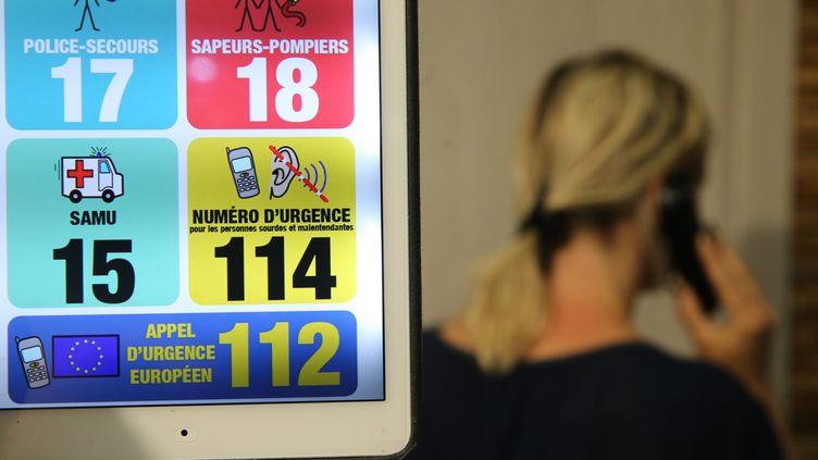 Les numéros d'urgence ont été inaccessibles un peu partout en France. (JEAN-FRAN?OIS FREY / MAXPPP)