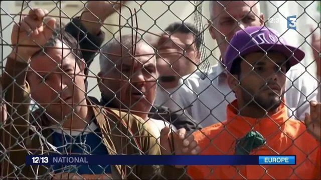 Crise des migrants : la Grèce renvoie les premiers migrants en Turquie