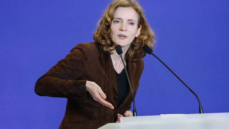 La vice-présidente de l'UMP Nathalie Kosciusko-Morizet, le 7 mars 2015 à Paris. (JALLAL SEDDIKI / CITIZENSIDE.COM / AFP)