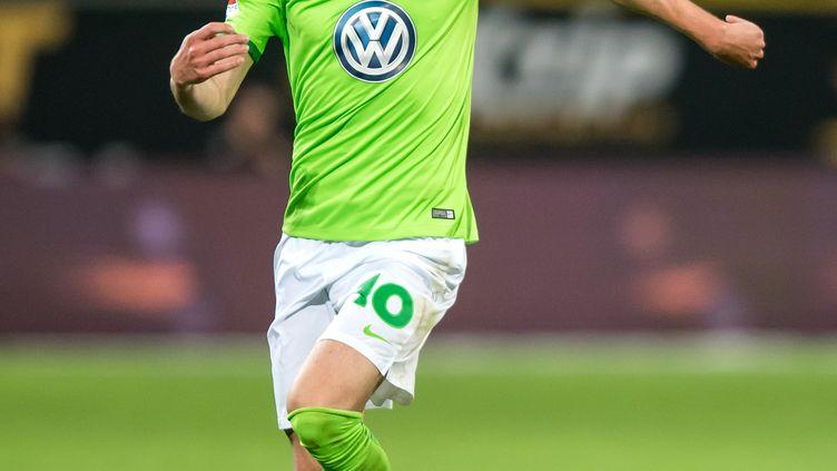 Le joueur de Wolfsburg, Julian Draxler (THOMAS EISENHUTH / ZB)