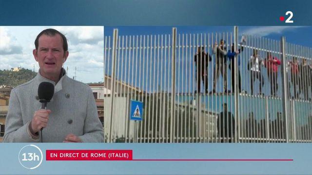 Covid-19 en Italie : des tensions dans les prisons après des mesures de confinement