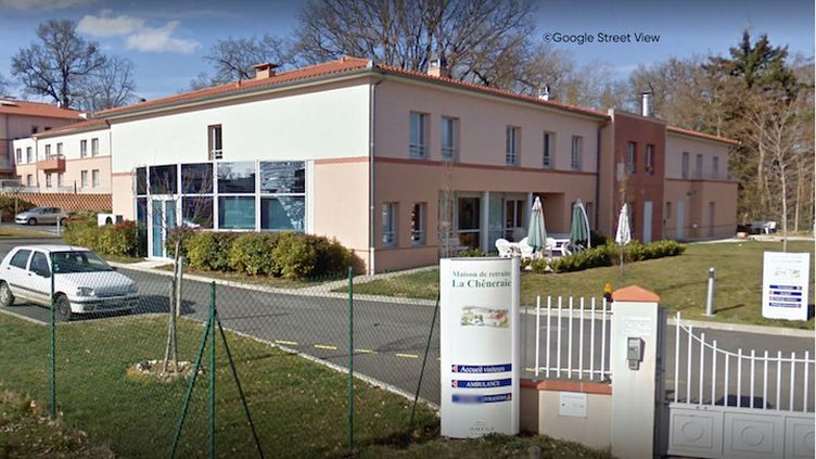 """Ehpad de Lherm : une """"toxi-infection alimentaire"""" confirmée (©Google street view)"""