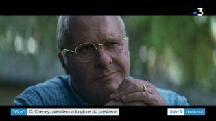 "Une image deu film ""Vice"" (France 3)"