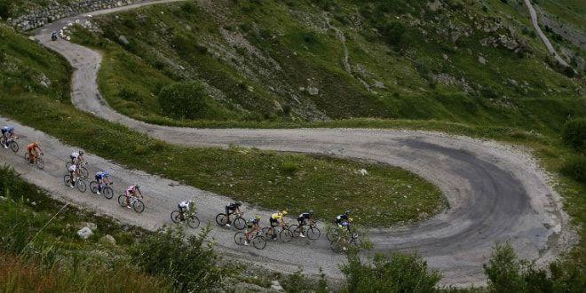 Vers l'Alpe d'Huez