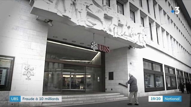 UBS : la fraude de la banque atteindrait 10 milliards d'euros