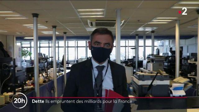 Dette : emprunter pour la France