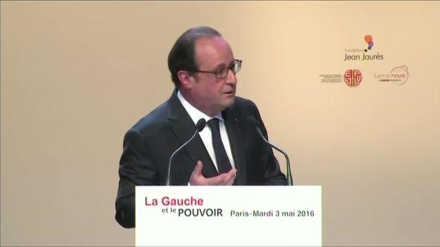 """VIDEO. François Hollande promet une """"baisse"""" des impôts pour les """"plus modestes"""", si les conditions sont réunies"""