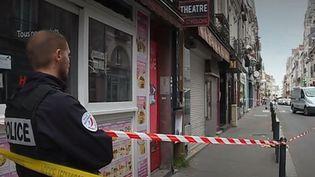 Depuis le début du mois d'avril, huit personnes ont été blessées par balle à Nantes (Loire-Atlantique), un homme a même été tué. Préoccupé, le maire de la ville rencontre le procureur mercredi 24 avril. (FRANCE 2)