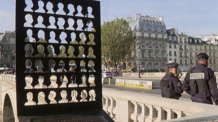 Massacre 17 octobre 1961 : une commémoration en présence d'Emmanuel Macron (FRANCE 2)