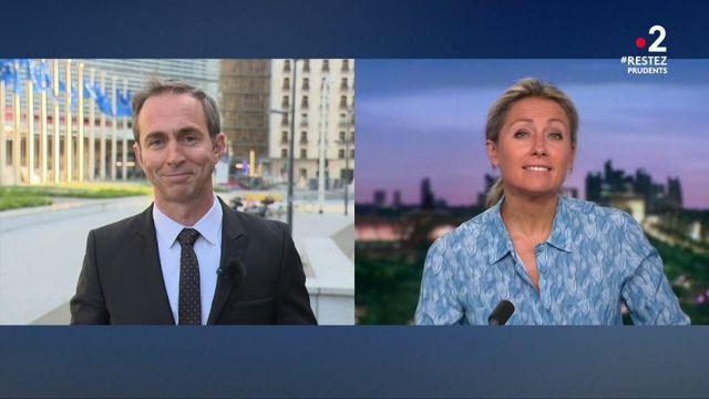 Europe : Macron et Merkel proposent un plan de relance