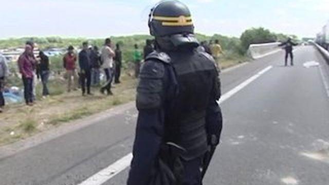 Eurotunnel : la sécurité du site en débat