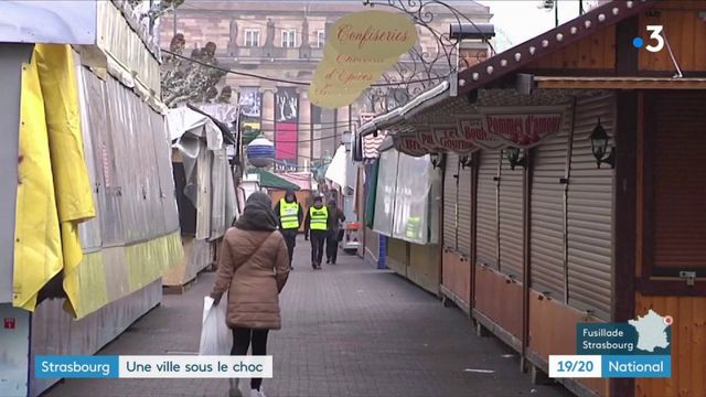Attaque à Strasbourg : une ville sous le choc