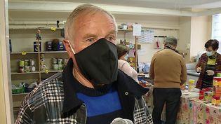 En Gironde, l'aide alimentaire fait face à un afflux de personnes en grande précarité. (France Télévisions)