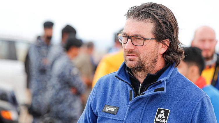 Le directeur du Dakar David Castera (FRANCOIS FLAMAND / DPPI MEDIA)