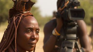 """""""les Himbas font leur cinéma""""  (Gédéon/France 5)"""