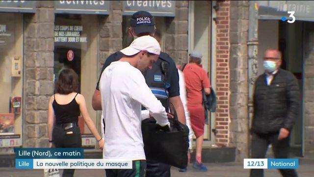 Lille : la nouvelle politique du masque