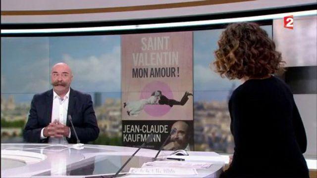 """""""Saint-Valentin mon amour"""" : le plaidoyer de Jean-Claude Kaufmann"""