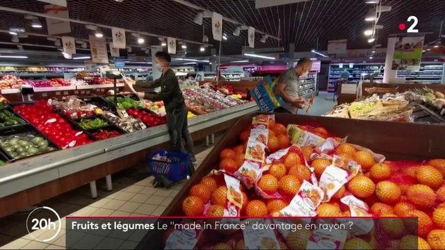 Agriculture : Les supermarchés continuent-ils d'acheter français ?
