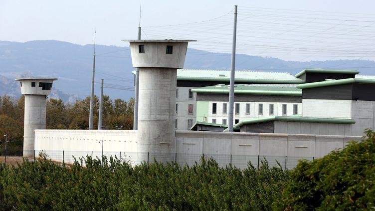 La prison de Valence, dans la Drôme. (STEPHANE MARC / MAXPPP)