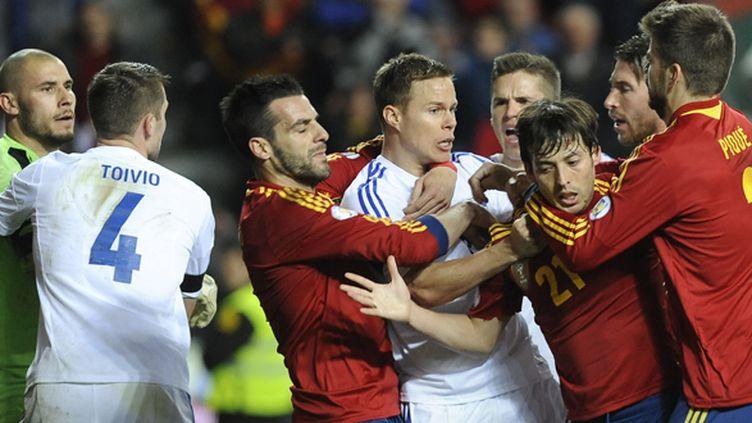 L'Espagne inquiète après son deuxième match nul