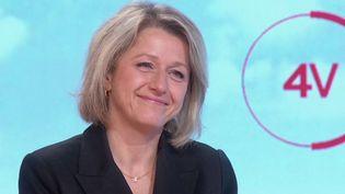 """Prix de l'essence : le gouvernement étudie la piste d'un """"chèque carburant"""", selon Barbara Pompili (FRANCE 2)"""