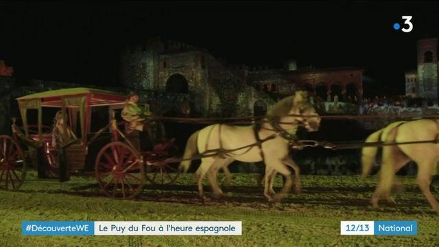 Découverte : le Puy du Fou se penche sur l'histoire de l'Espagne