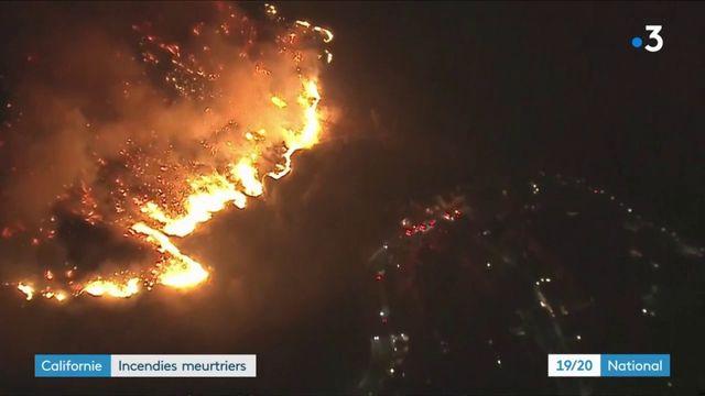 Californie : incendies meurtiers
