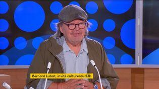 Bernard Lubat. (franceinfo)