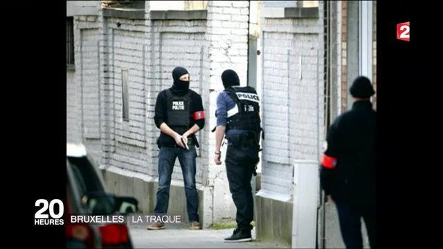 Fusillade en Belgique : la traque se poursuit
